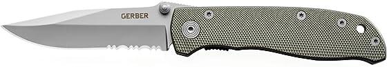 Gerber Air Ranger Knife, Serrated Edge