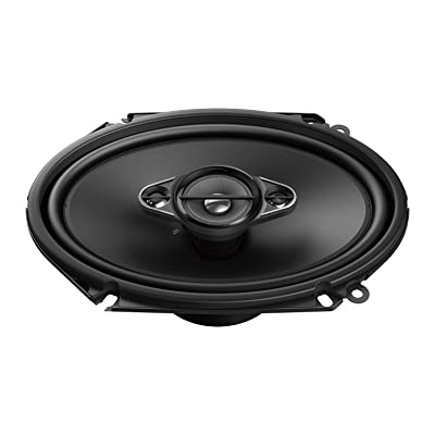 "Pioneer A-Series Coaxial Speaker System (4 Way 6"" X 8"") PIOTSA6880F: Sports & Outdoors"