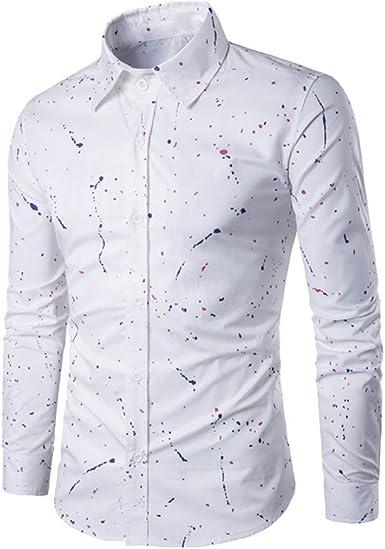 TIFIY - Camisa para Hombre, otoño e Invierno, Personalizable ...