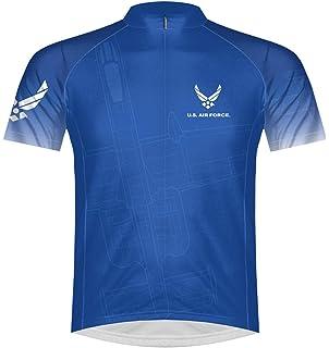 aaed153ec Primal Wear U.S. Air Force USAF Cycling Jersey Men s Short Sleeve