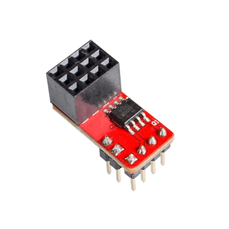 AEEDAIRY New RAMPS 1.4 RRD extensor de ventilador para extrusión ...