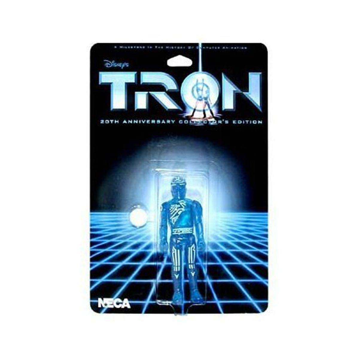 Tron FLYNN 4 Action Figure (20th Anniversary Collector's Edition) by Tron
