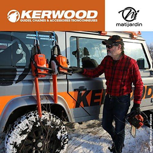 Chaine Kerwood pour HUSQVARNA 350 0,325 1,5 mm 72 maillons Pi/èce neuve
