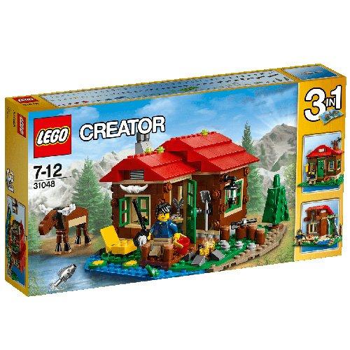 LEGO Creator - 31048 - La Cabane Au Bord Du Lac