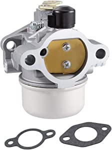 12-853-57-S Carburetor Replaces Kohler 12-853-82-S 12-853-139S 12-853-80-S for Kohler CV12.5 CV13S CV14S CV15S Engine Carb with Gasket