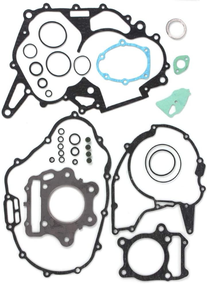 RUHUO TRX300EX Gasket Complete Kit for Honda 1993-2008 Cylinder Pad
