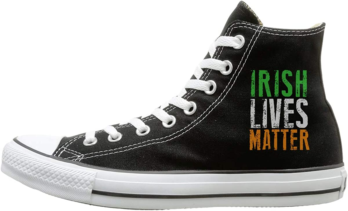 High-top Canvas Shoes, Lace Ups Casual