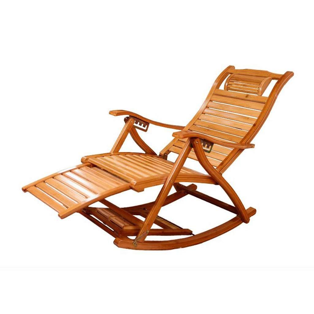 Amazon.com: Silla reclinable plegable de balcón, silla ...