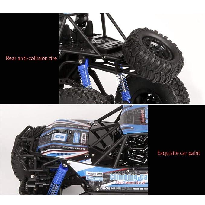 Amazon.com: AKLDPD 4X4 - Mando a distancia de cuatro ruedas ...