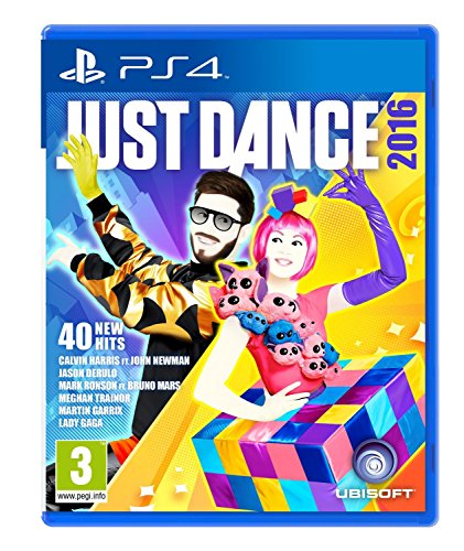 Just Dance 2016 (PS4) Video Game
