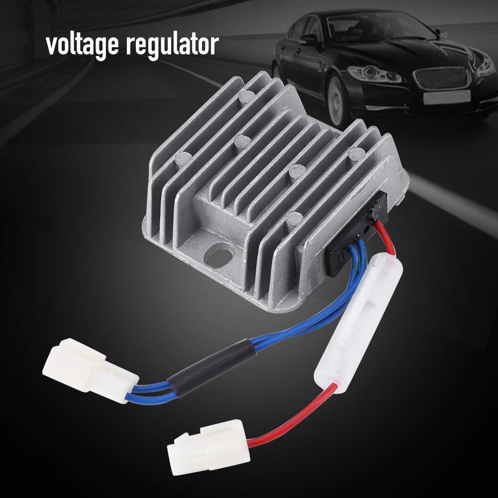 Voltage Regulator 12V DC 178F//186F Voltage Regulator Rectifier AVR for KDE3500 5000 6500 6700 Generator