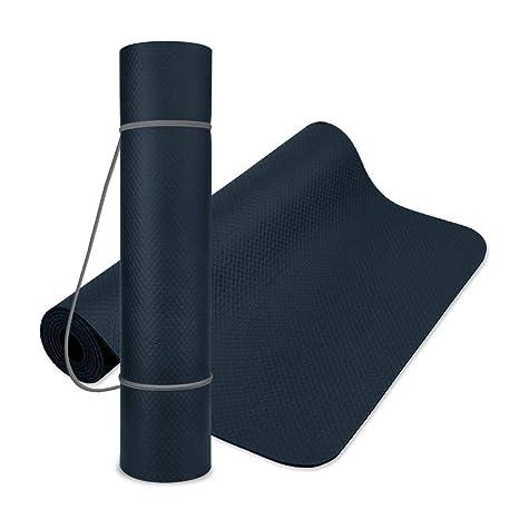 Colchoneta de yoga y colchonetas de Ejercicios * 1/2 x 73 1 ...