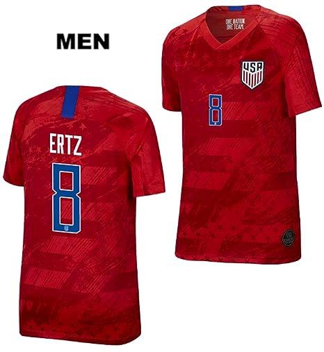 quality design 99ba0 e3163 Amazon.com : ZZXYSY Julie Ertz #8 2019 Women's World Cup ...