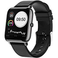 Smartwatch Pulsera Inteligente, MTQ Reloj Inteligente Deportivo, Reloj Deportivo Pantalla Táctil Impermeable IP67…