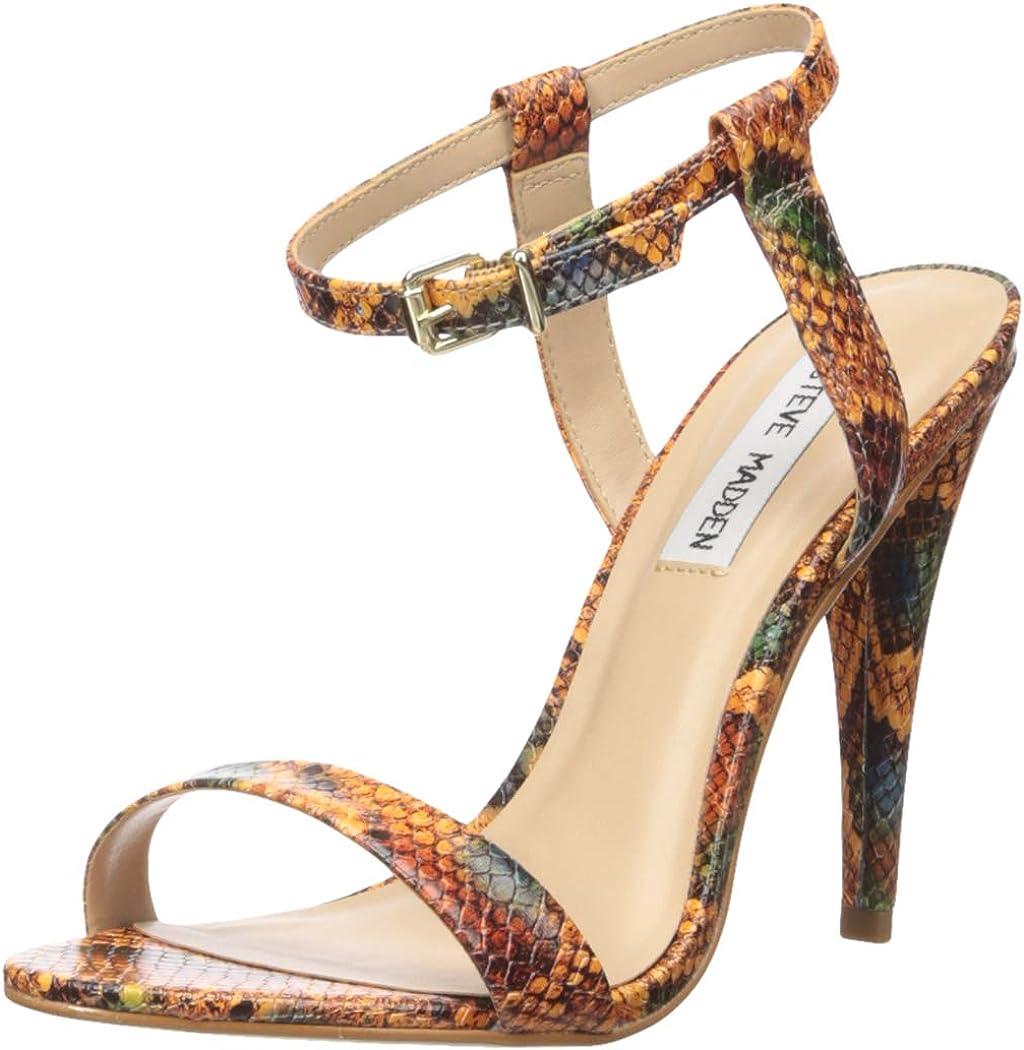 Steve Madden Women's Carmelina Heeled Sandal
