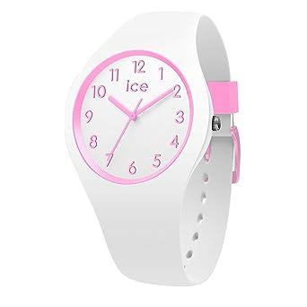 756442d9f3156 Ice-Watch - Ice Ola Kids Candy White - Montre Blanche pour Fille avec  Bracelet