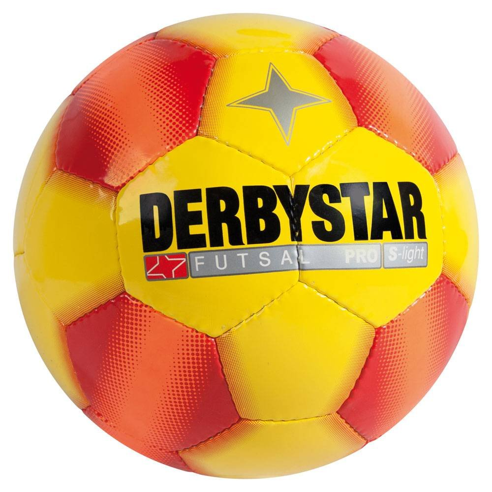 Derby Star 10 pelota del paquete Sala Pro S Light 290 g, tamaño 4 ...