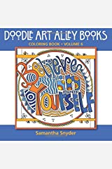 Believe in Yourself: Coloring Book (Doodle Art Alley Books) (Volume 6) Paperback