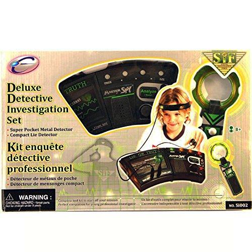 Eastcolight Deluxe Detective Investigation Set 09802