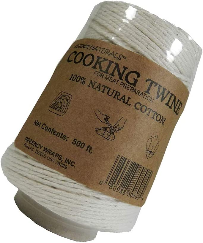 Natural Culinary Twine 1//2 Cone 100 Percent Cotton 500 Feet Your Choice