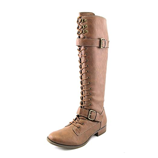 Rocket Dog Beany Damens's Lace Up Combat Stiefel, Tan ... 65651b
