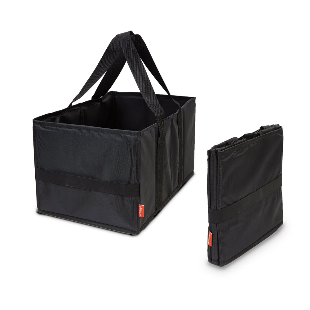 achilles Smartbox Shopping bag Shopping box Black 37x20x23 cm