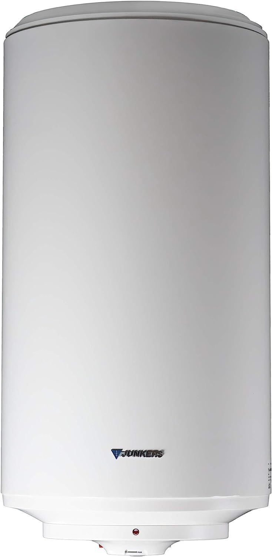 Junkers Grupo Bosch Termo Electrico 80 litros | Calentador de Agua Vertical, Resistencia Ceramica, 2000w