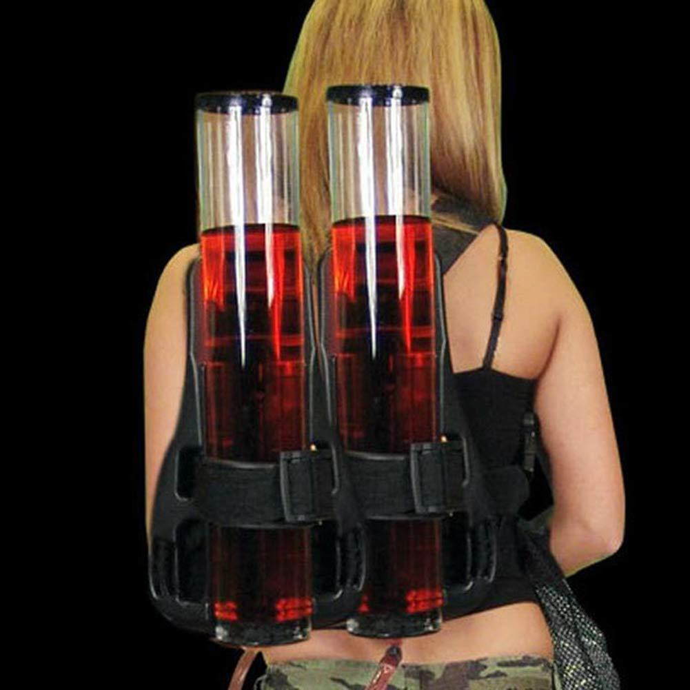Holder Alcohol Decanter Commercial 6L High Capacity Backpack Drink Beverage Dispenser Cocktail Beer JANEFLY Beer Dispenser