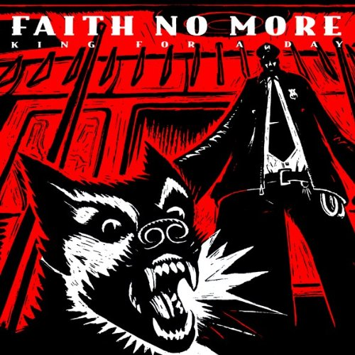 King for a Day / Fool for a Lifetime (Red Marble Vinyl) (Faith No More Angel Dust Music On Vinyl)