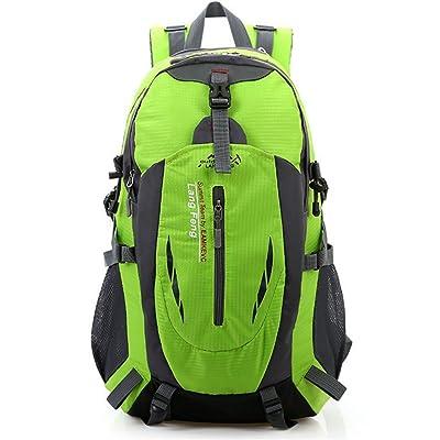 36-55L Sac à dos de randonnée/sac au dos Trekking Sac avec housse de pluie pour l'escalade,le camping,la randonnée pédestre, Voyage et Alpinisme