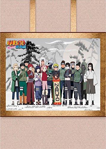 NARUTO Shippuden Wall Scroll Tapestry Hinata Sakura Kakashi