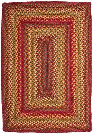 Cider Barn Rectangle Jute Braided Rug – 27 x 45