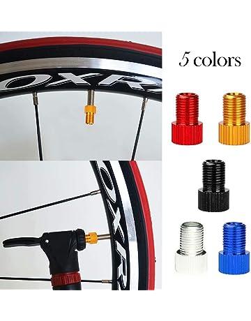 30pcs vtt fixie vélo bicyclette presta bouchon de soupape pare-poussière