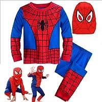 EZB Children's Spider Fancy Dress Outfit