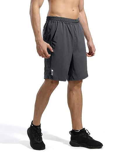Umelar Herren Shorts Sport Shorts Herren Kurze Hose Herren Shorts Fitness Kurze Hose Jogging Hose Cotton Herren Short Herren Freizeit Shorts