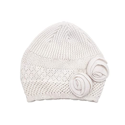9cf95672f3f LLmoway Kid Beanie Baby Infant Boys Girls Soft Cotton Knit Hat Crotchet  Skull Cap