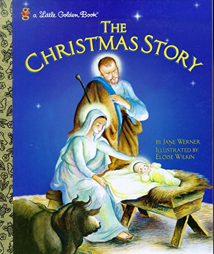 The Christmas Story (Merry Christmas To My Best Friend Card)