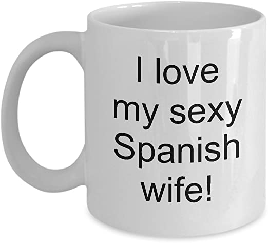 Where is my wife spanish