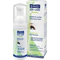 Dr. Fischer Eye-Care Foam | An Eyelid and Lashes Cleanser to Calm, Ease, Refresh and Moisturize the Skin Around the Eyes…