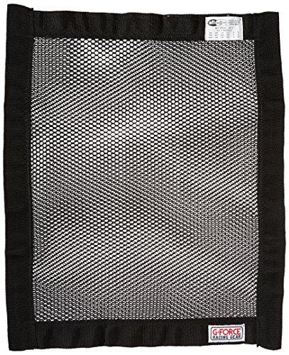 G-Force 4135BK Black Mesh Window Net