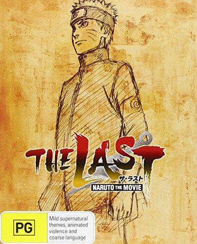 Naruto: The Movie - The Last [Blu-ray]