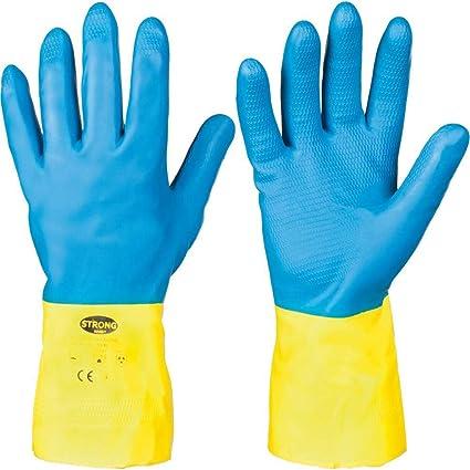 sconto 100% autentico abbigliamento sportivo ad alte prestazioni stronghand 0456-09 - Guanti di protezione da agenti chimici ...