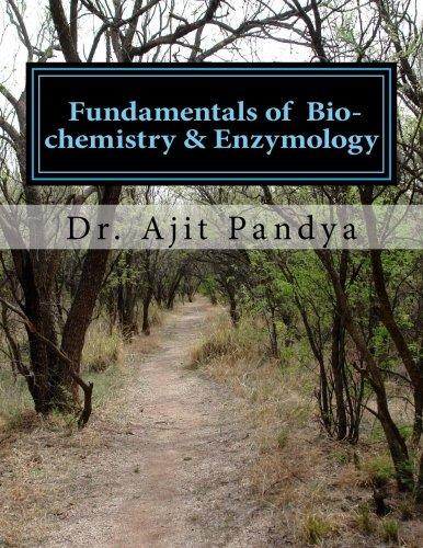 Download Fundamentals of Bio-chemistry & Enzymology pdf epub