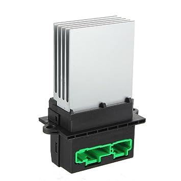 Resistor de soplador - SODIAL(R)Resistor de ventilador de motor de calentador