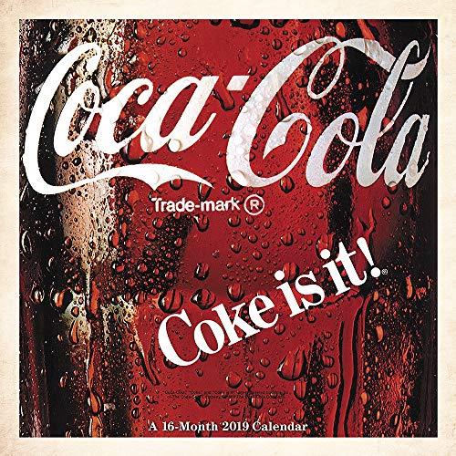 Coca Cola 2019 Wall Calendar