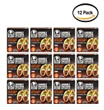 PACK OF 12 - Taco Bell Dinner Kit Cheesy Double Decker, 6 Servings, 13.86 oz