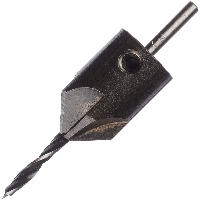 Bosch 2 608 595 345 - Broca en espiral para madera con avellanador - 3, 0 mm (pack de 1) 2608595345