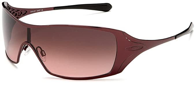 oakley womens sunglasses  Amazon.com: Oakley Women\u0027s Dart Sunglasses (Berry, G40 Black ...