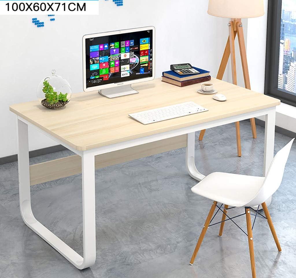 Mesa de ordenador Estación de trabajo compacta de la mesa de escritura del estudio del ordenador portátil de la PC del escritorio del ordenador de la esquina para el Ministerio del Interior