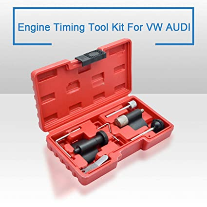 Diesel Engine Timing Tools Set Engine Timing Belt Replacement Crank /& Cam Setting Locking Tool kit